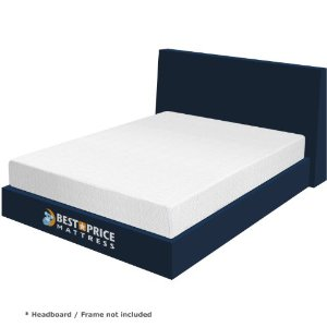 Comfort Essentials 8 Memory Foam Mattress