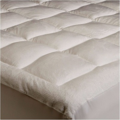 Restonic Latex Mattress Reviews Pinzon Basics Overfilled Ultra Soft Microplush Mattress Pad review