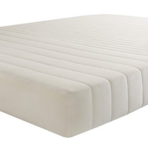 Silentnight 3-Zone Memory Foam Rolled Mattress
