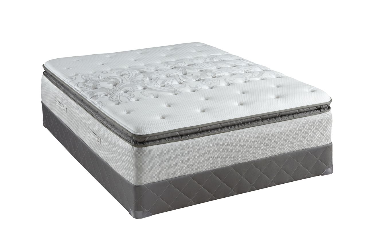 Plush Mattresses Beautysleep Bamboo Cay Plush Mattress