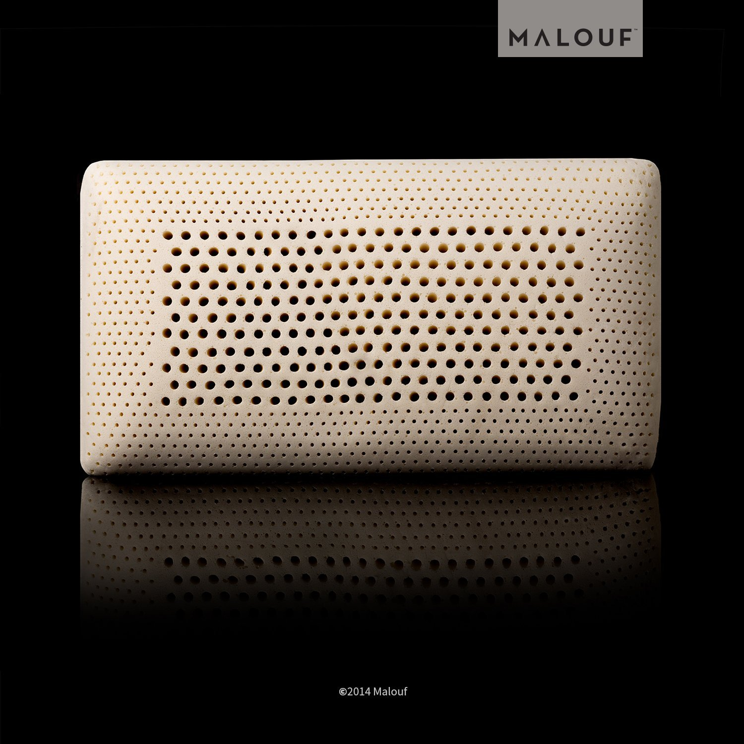 Z By Malouf 100 Natural Talalay Latex Zoned Pillow Review