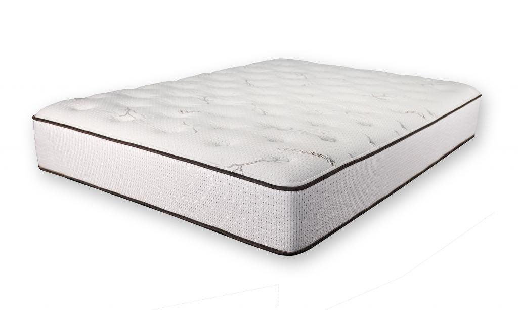 "LANE 11"" Gel Memory Foam Mattress W/ Gel Engineered Latex! Buy Name Brand For Less! (Cal King) Sale"