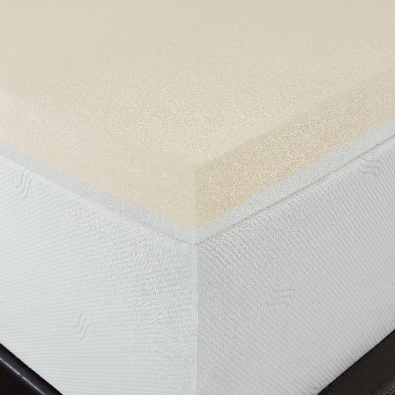 Serta 3 Inch Memory Foam Mattress Topper Review