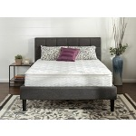 Sleep Master Ultima Comfort 10 Inch Pillow Top Spring Mattress, Queen