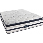 Simmons Beautyrest Luxury Pillow Top Mattress Only Queen