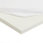 Sleep Innovations Anti-Allergy Memory Foam Mattress Topper, Queen