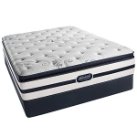 Queen Simmons Beautyrest Recharge Lyric Luxury Firm Pillow Top Mattress