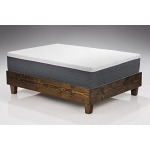 Dreamfoam Bedding Queen Copper Gel Memory Foam Mattress