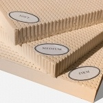 "100% Natural Latex Mattress Topper - Soft - 3"" King"