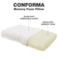 Classic Brands Conforma Memory Foam Pillow
