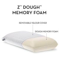 Z by Malouf MEMORY FOAM Molded Pillow