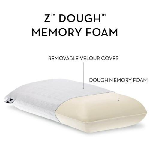 Z By Malouf Memory Foam Molded Pillow Review