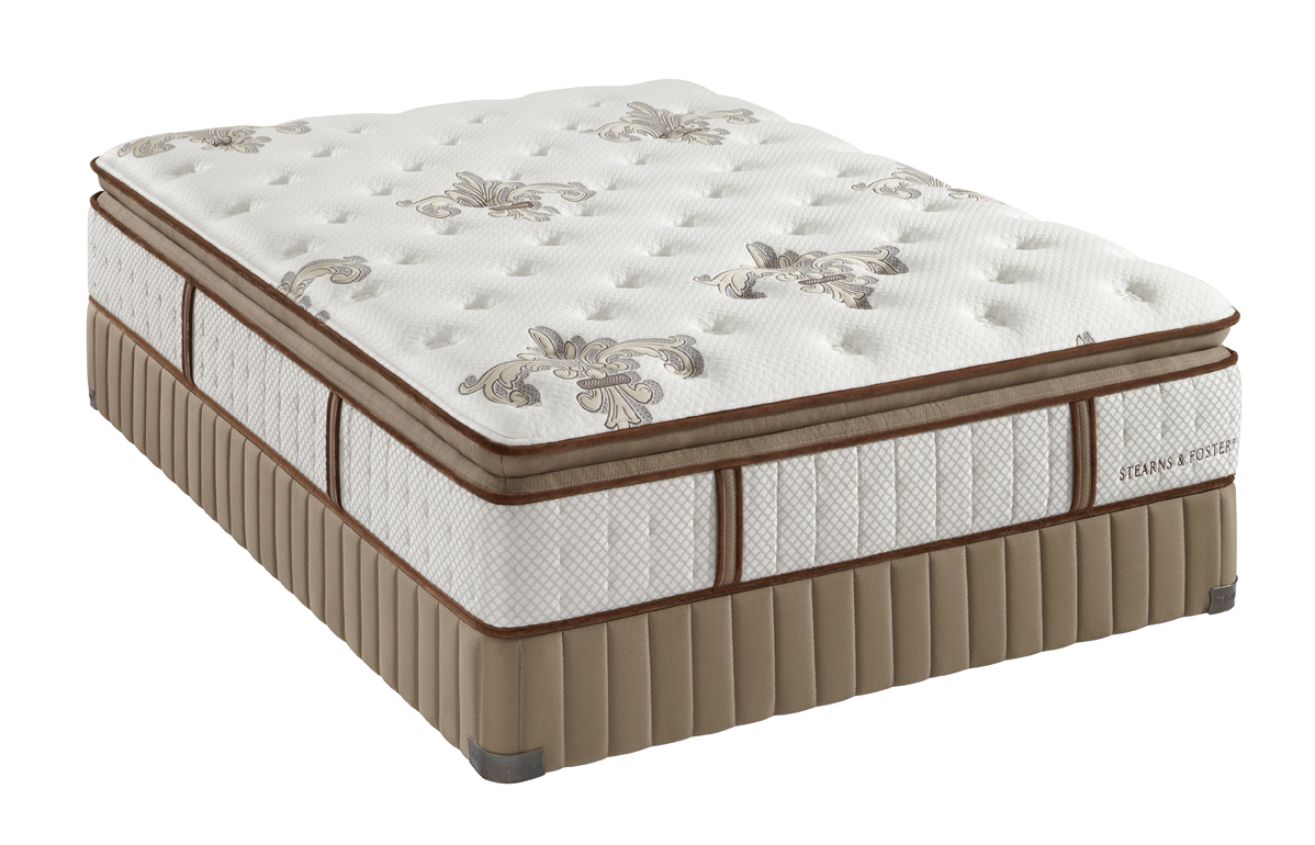 Stearns And Foster Reviews >> Stearns and Foster Estate mattress review. Is it good?