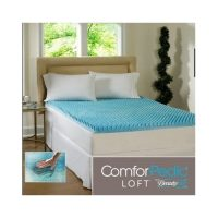 Beautyrest 3 Inch Sculpted Memory Mattress Topper