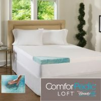 Beautyrest 3-inch Memory Mattress Waterproof