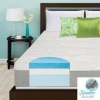 Beautyrest 4-inch Sculpted Mattress Topper Polysilk