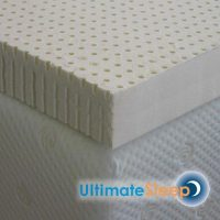 Latex Mattress Pad Topper 100 Natural Ultimate Sleep