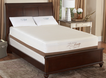 Nature's Sleep Cayman Gel Memory Foam Mattress