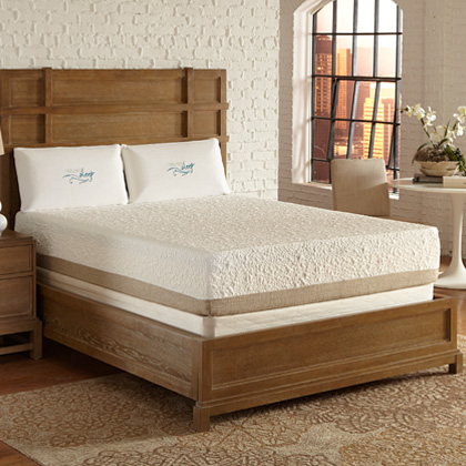 Nature's Sleep Glacier Memory Foam Mattress review