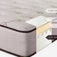 Ultimate Dreams 7-Inch TriZone Mattress